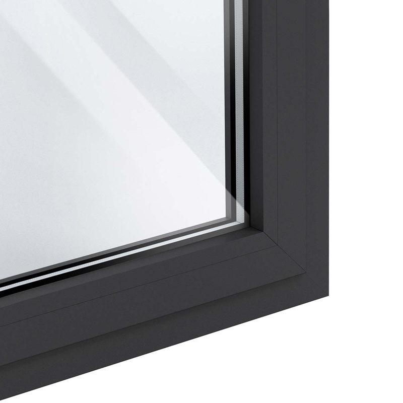taglio termico finestra